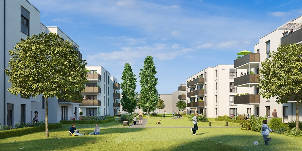 "Wohnen ""Living@Askren"" in Schweinfurt"