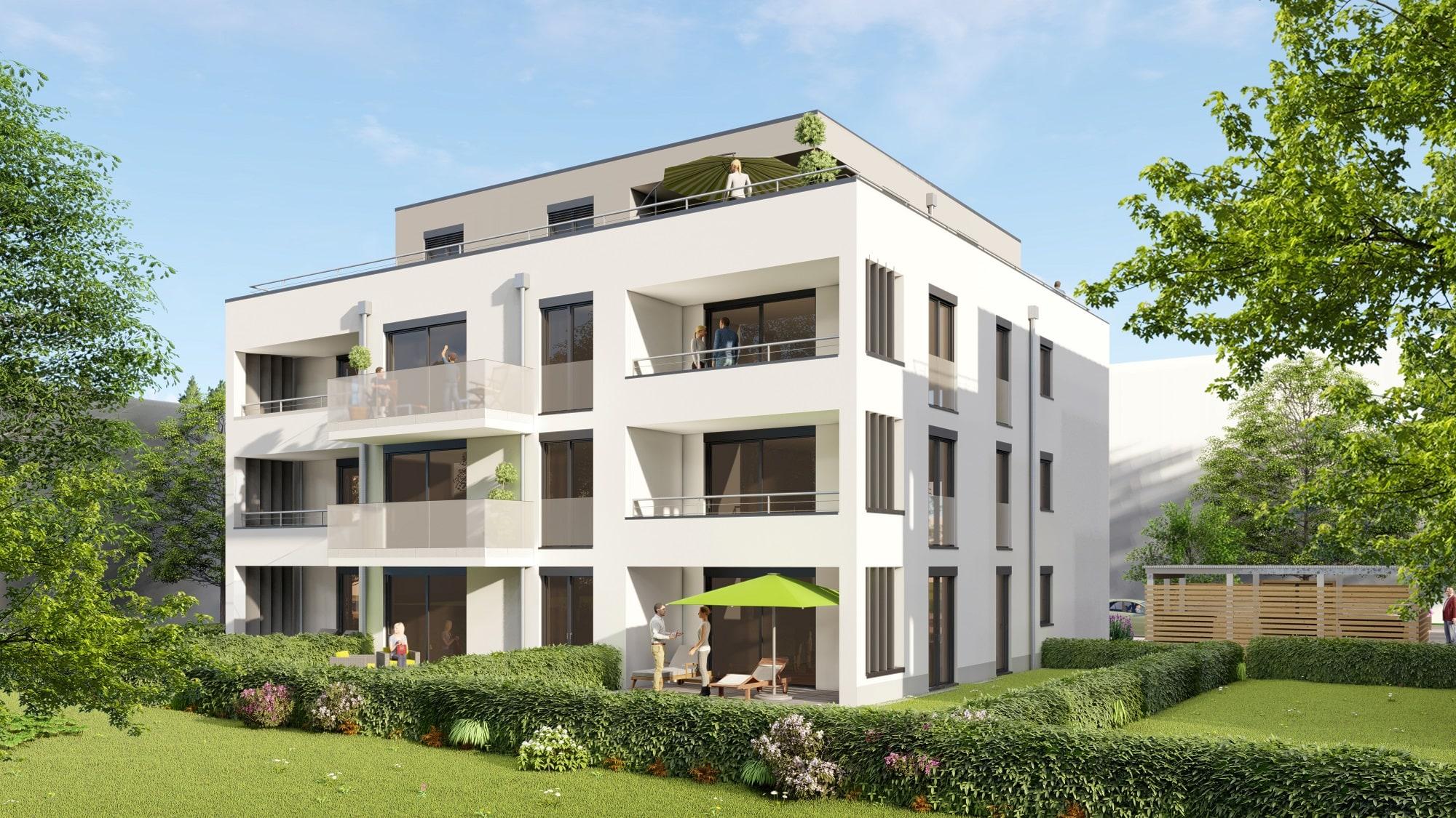 """Wohnen """"Living@Manor"""" in Schweinfurt"""