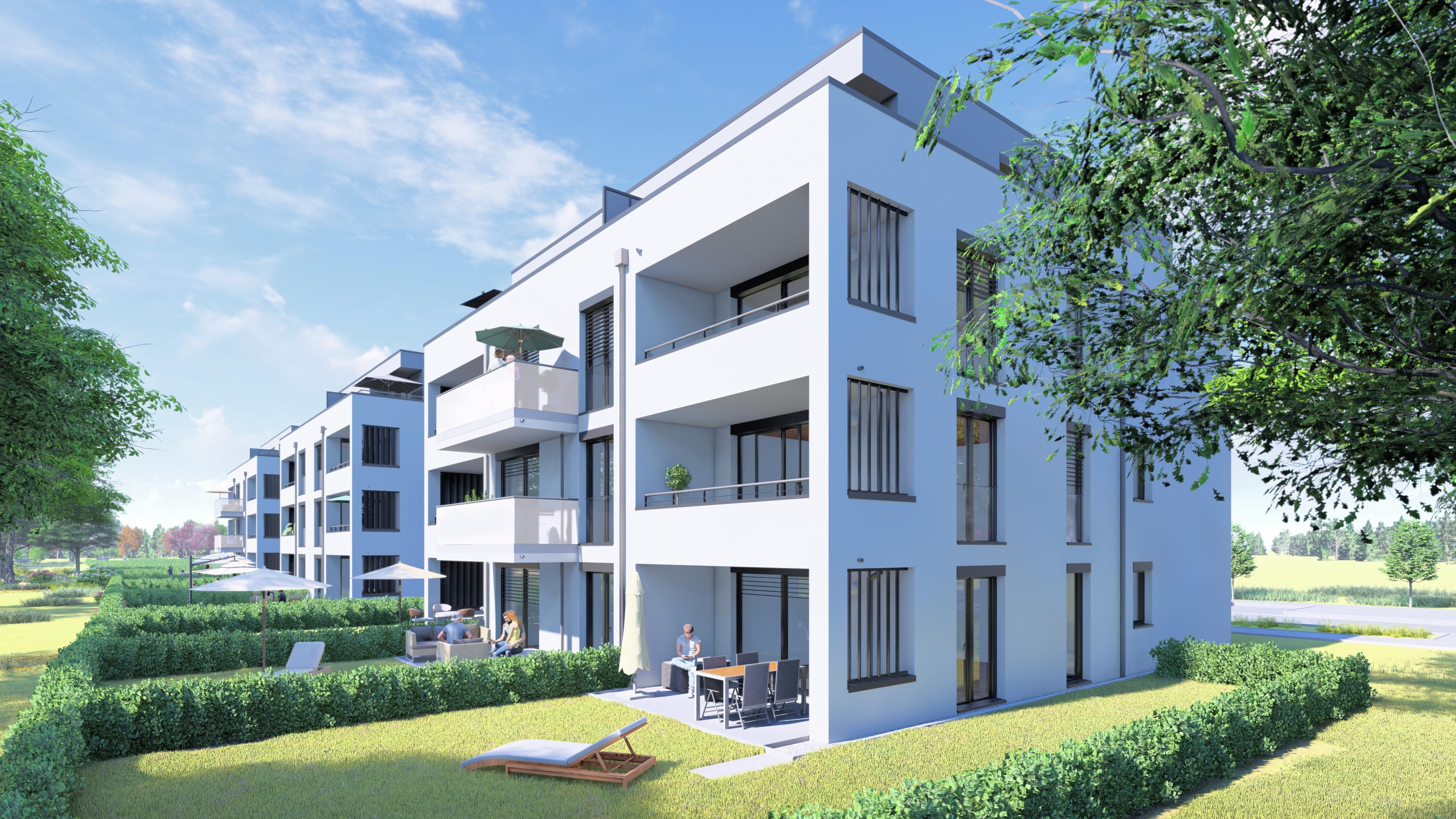 """Wohnen """"Manor-II"""" in Schweinfurt"""