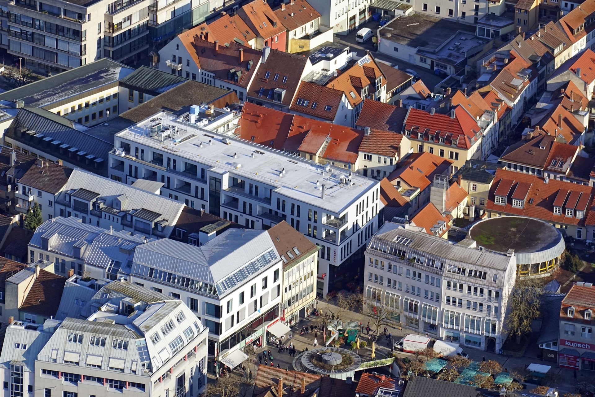 City-Karree 'Am alten Postplatz' in Schweinfurt
